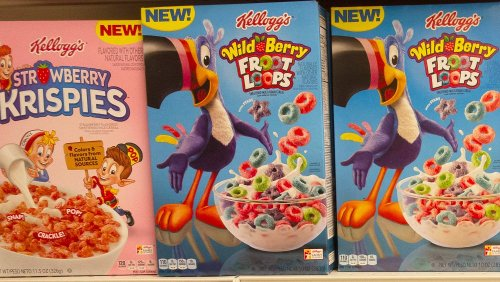 The Real Reason They Don't Put Toys In Cereal Boxes Anymore