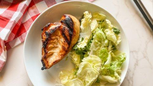 Grilled Wedding Chicken Recipe