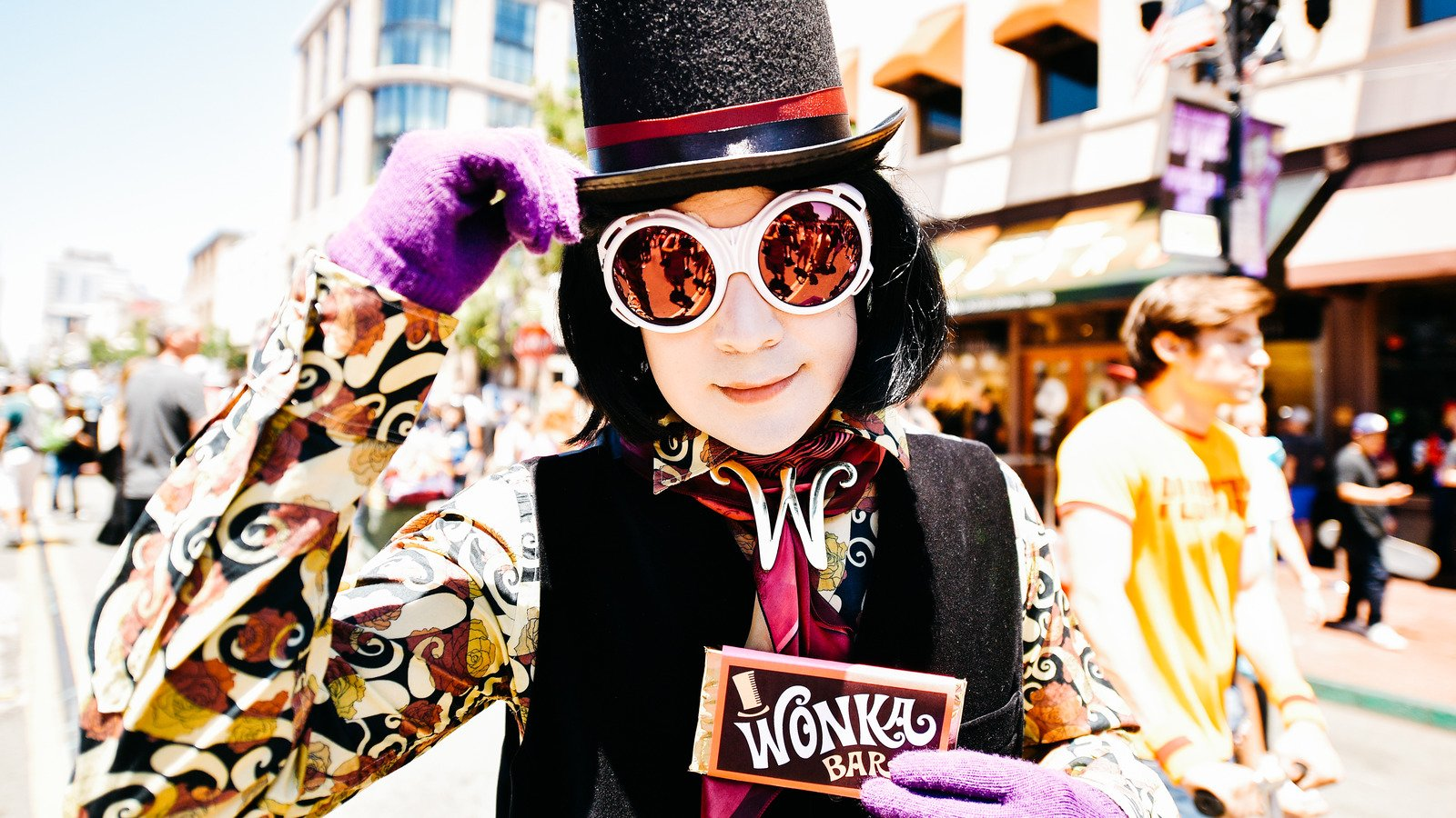 The Truth Behind Nestle's Real Willy Wonka Candy Company