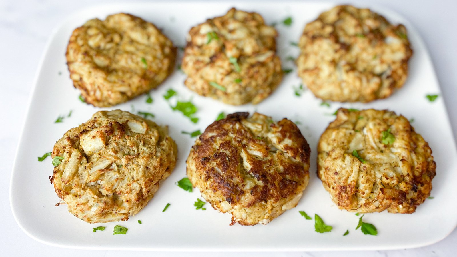 You Can't Beat This Simple Crab Cake Recipe