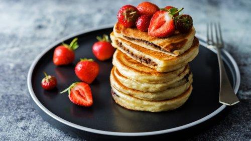 This Nutella Pancake Hack Will Revolutionize Breakfast