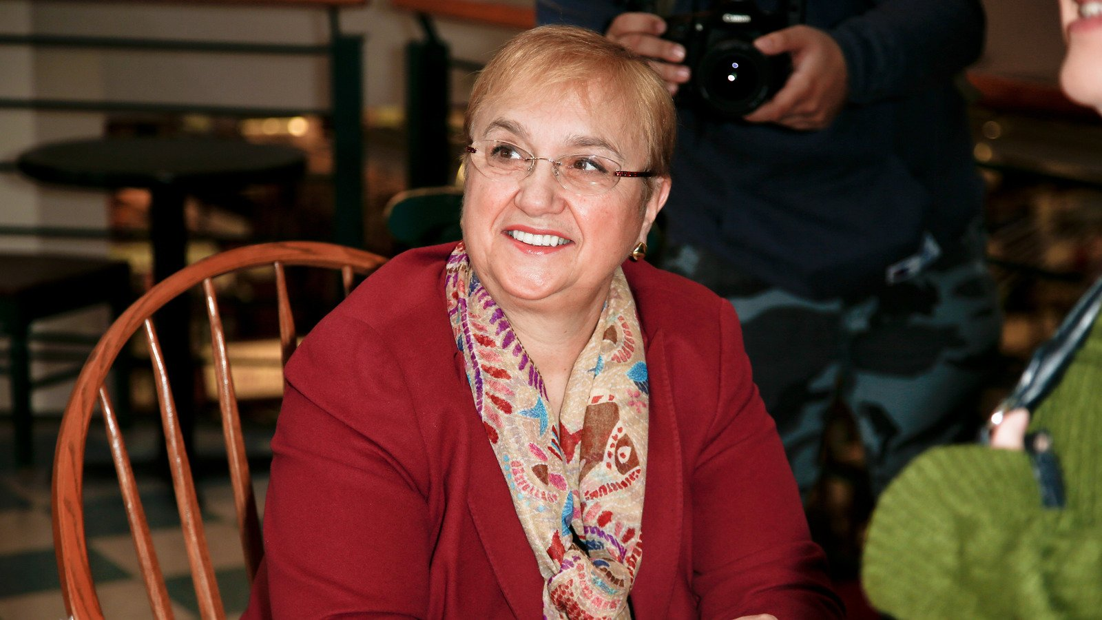 Lidia Bastianich's Transformation Is Seriously Turning Heads