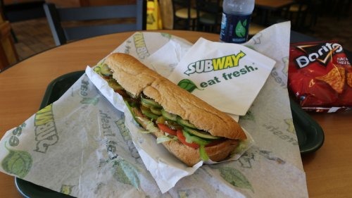 The Food At Subway Isn't Really What You Think It Is