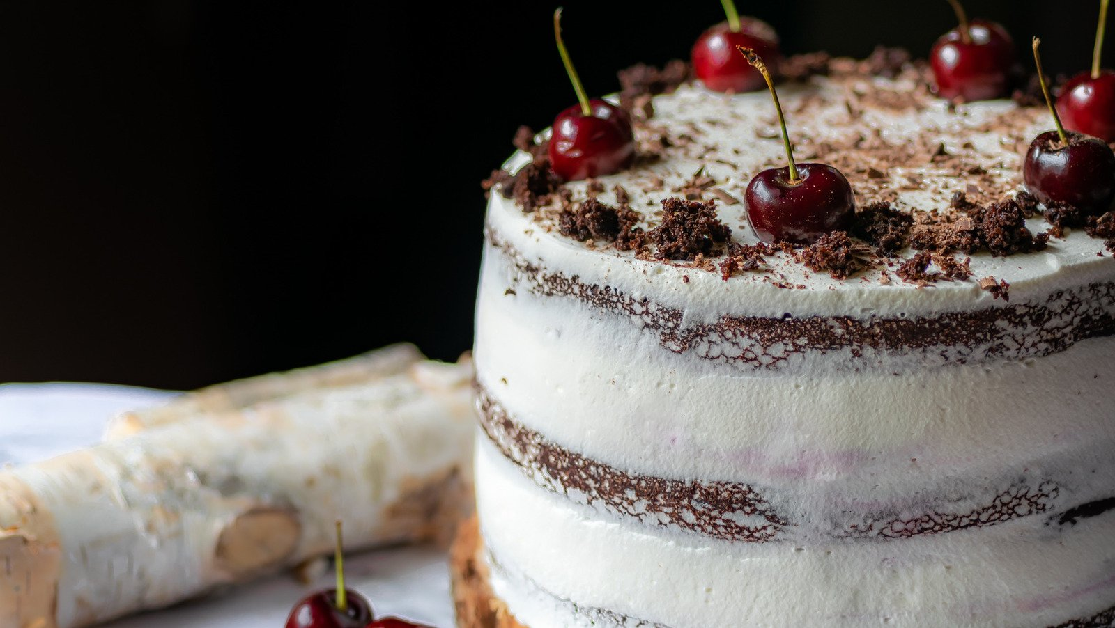 The Black Forest Cake Recipe You Need To Try ASAP