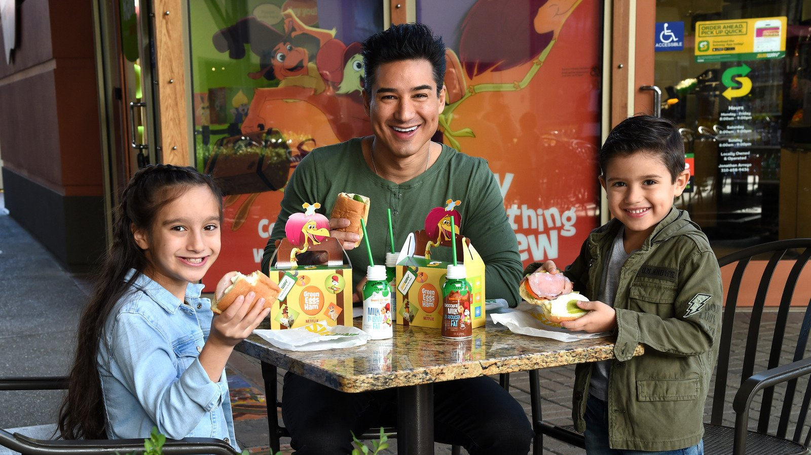 The Truth About What Mario Lopez Really Eats In A Day