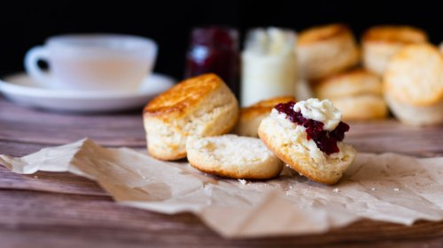 You Should Never Do This When Baking Scones