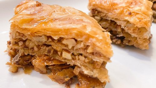 Baklava That Your Family Will Fall In Love With