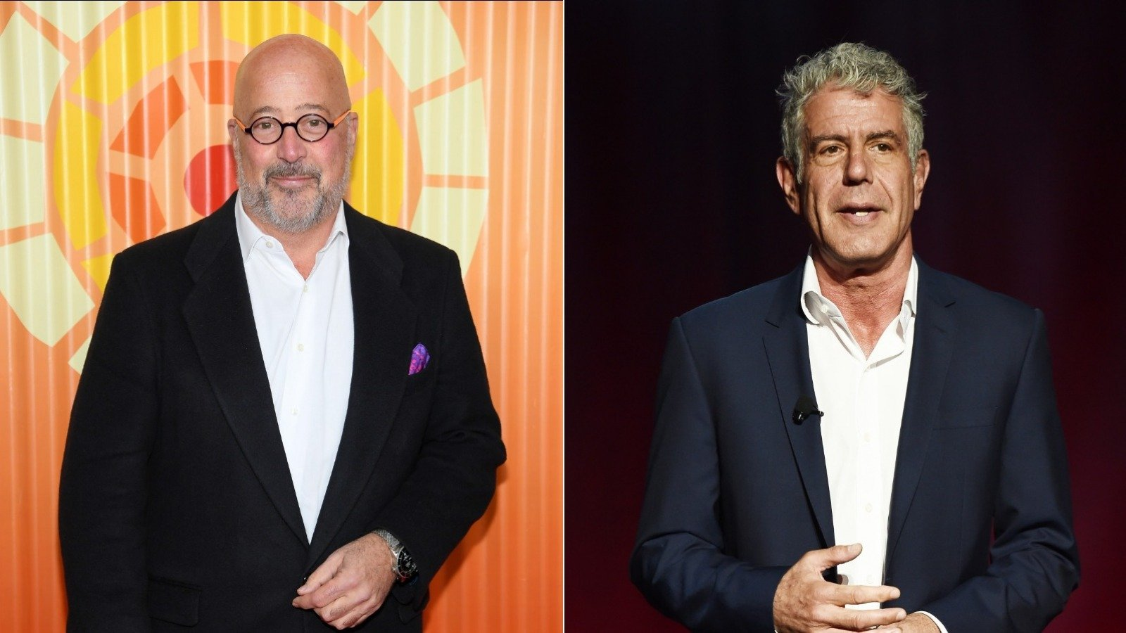 Andrew Zimmern Opens Up About His Relationship With Anthony Bourdain