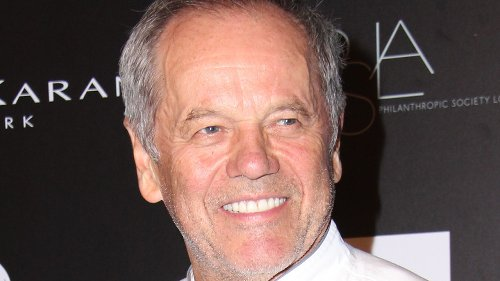 The Important Cooking Advice Wolfgang Puck Received From His Mom