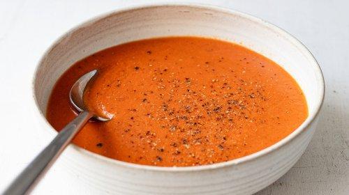 15-Minute Tomato Soup Recipe