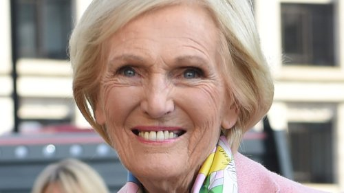 You Should Never Break This Mary Berry Cake Rule