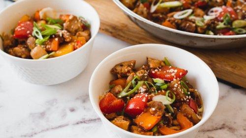 Mashed Recipe: Grilled Pineapple Teriyaki Chicken Recipe