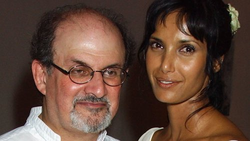 The Truth About Padma Lakshmi And Salman Rushdie's Rocky Relationship