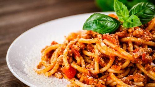 The Secret Ingredient That Will Upgrade Your Spaghetti Sauce