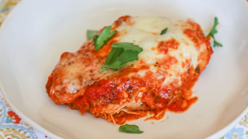The Best Chicken Parmesan Recipe Ever