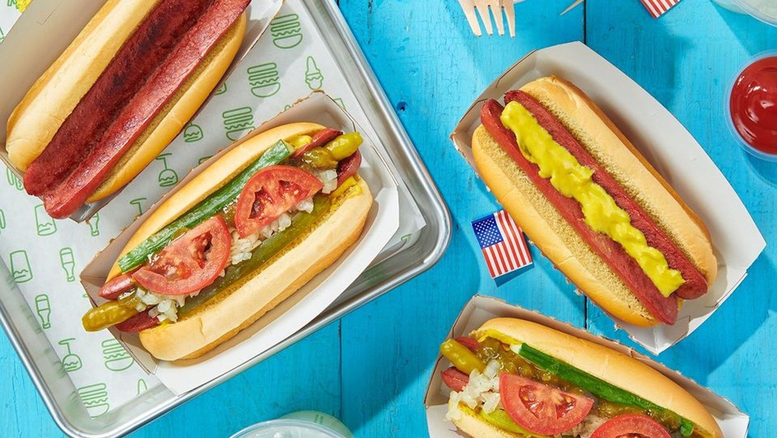Fast Food Hot Dogs Ranked Worst To First