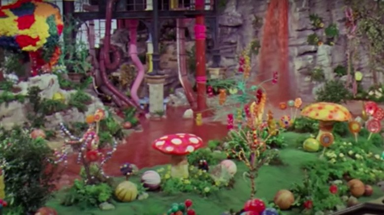 Willy Wonka's Chocolate River Was More Dangerous Than You Think