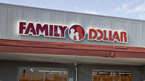 Why You Probably Shouldn't Buy Food From Family Dollar