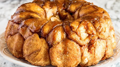 The Secret Ingredient In This Martha Stewart Monkey Bread Recipe Changes Everything