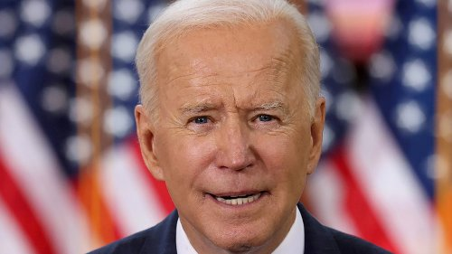 The Internet Is Losing It Over Biden's Ice Cream Comment