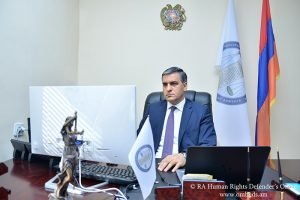 Armenian Ombudsman: Azerbaijan Violating Provisions of Trilateral Statement by Not Releasing POWs