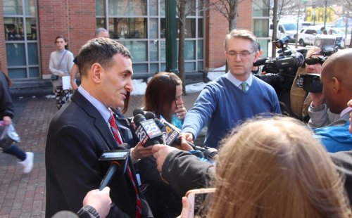 Worcester gang member's phone calls focus of former DA candidate's trial