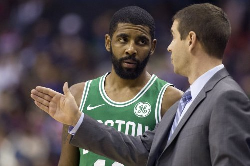 Kendrick Perkins responds passionately to Kyrie Irving's 'subtle racism' remarks about Boston