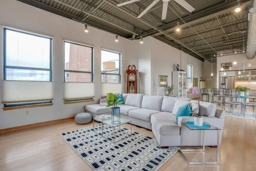 House of the Week: Unique Worcester loft on the market for $500,000