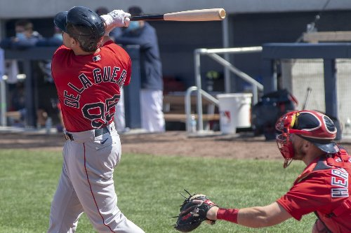 Katie Morrison: Alternate site action begins at Worcester Red Sox's Polar Park (WooSox Notebook)