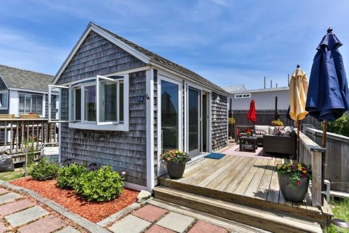 House of the Week: Waterfront cottage in Provincetown on the market for $350,000