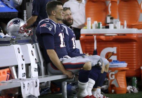 Tom Brady: Julian Edelman is too scared to tell Bill Belichick he wants to join Bucs