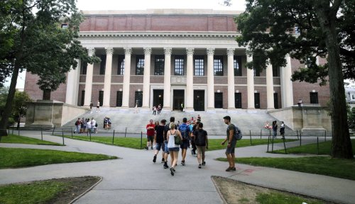 Harvard University to mandate COVID vaccine for all students living on campus