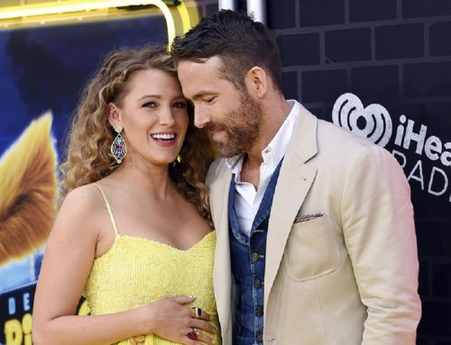 Blake Lively credits Boston restaurant for bringing Ryan Reynolds and her together