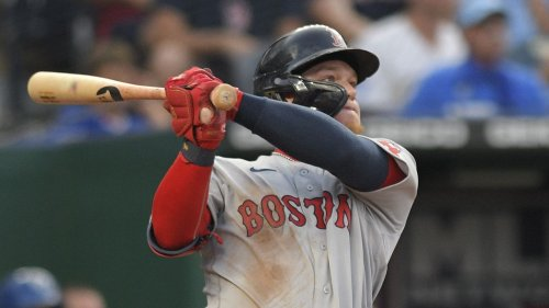 Rafael Devers homers but Boston Red Sox lose as Nick Pivetta allows sixth homer in past three starts