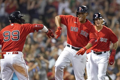 Rafael Devers homers twice as Red Sox beat Yankees, 6-2, for fourth straight victory