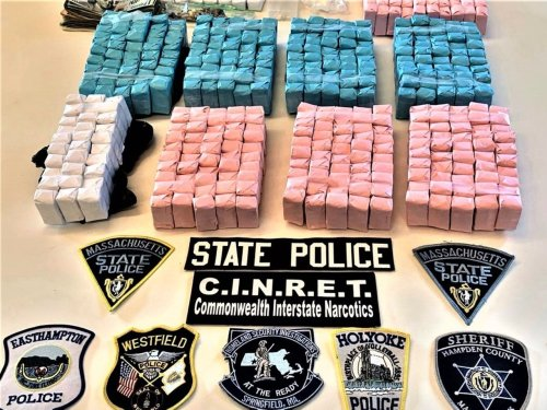 Nearly 22,000 bags of heroin seized at Holyoke home after months-long investigation