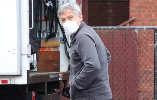 George Clooney is in Worcester to direct a film called 'The Tender Bar'