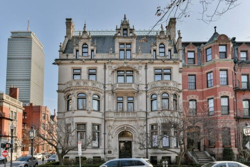 Boston has some of the most million-dollar homes in the US