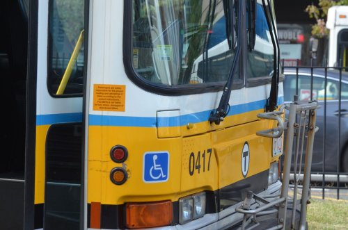 MBTA driver accused of kidnapping, sexually assaulting woman on bus after she missed her stop