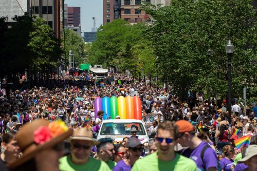 Ahead of 50-year milestone, former Boston Pride volunteers call for board to resign, boycott of events