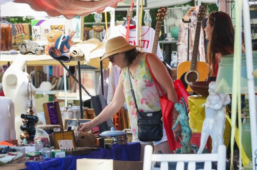 The future of the Brimfield Flea Market: Vendors and town clash over police, bylaw changes