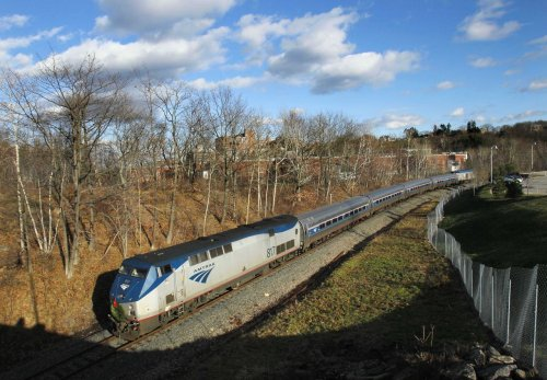 Amtrak's Downeaster with trips from Brunswick to Boston returning to pre-COVID schedule