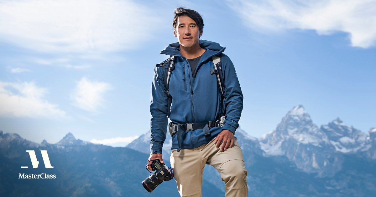 MasterClass | Jimmy Chin Teaches Adventure Photography