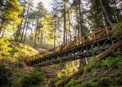 This epic hiking trail in California's Big Sur is now open after a 13-year-closure