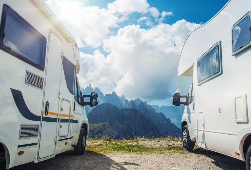 Tips for RVing in the mountains