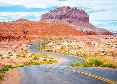 Discover utah roads