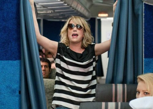 """This app is giving away free first-class upgrades to Las Vegas in honor of """"Bridesmaids"""" 10th anniversary"""