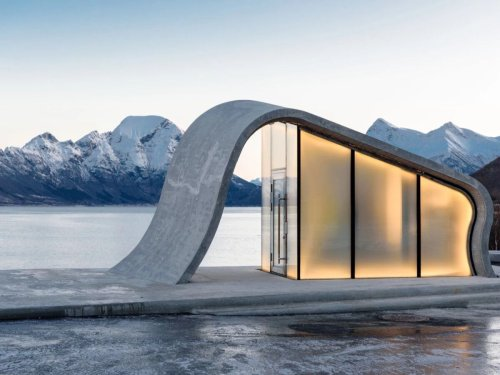 These are the prettiest public toilets in the world