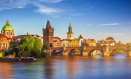 This European city was just voted the most beautiful city in the world