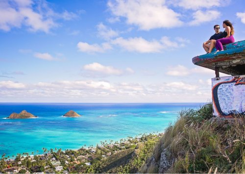 The best places to get a million-dollar view on Oahu